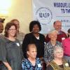 Board Members of Missourians for Alternatives to the Death Penalty at 2015 annual meeting in STL.